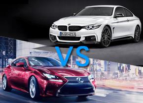 Lexus-RC-VS-BMW-4-serie