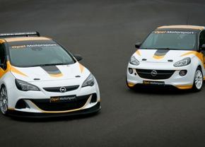 Opel ADAM Cup & Opel Astra OPC Cup