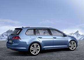 Volkswagen Golf Variant komt eraan