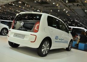 Live in Brussel 2014: Elektrische Volkswagen eUP!