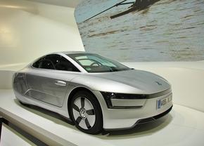 VW XL1 (live in Brussel 2014)