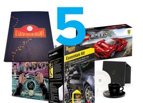 5 idée cadeau pour les fans d'auto