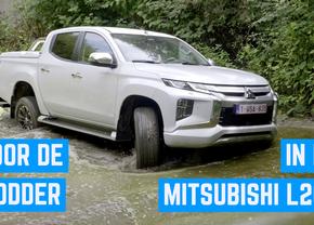 Video Mitsubishi L200 offroad 4x4 pickup