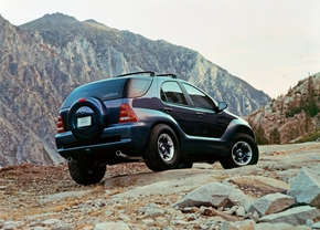 Mercedes-Benz AA Vision Concept 1996