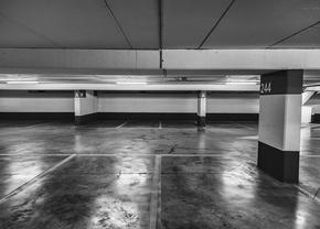 Largeur places de parking