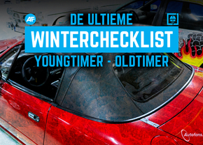 Oldtimer Youngtimer winterklaar checklist tips 2018