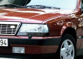 Vergeten auto: Lancia Thema 8.32