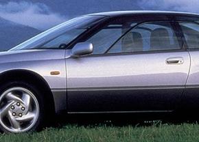 Vergeten auto #32: Subaru SVX