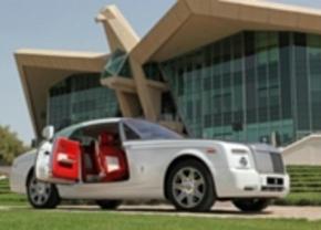 Rolls Royce Phantom Coupé Shaheen en Baynunah Edition