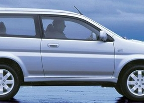 Vergeten auto #41: Honda HR-V