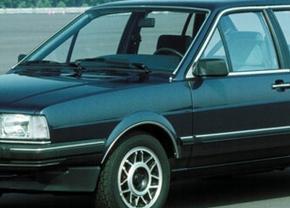 Vergeten Auto #46: Volkswagen Santana