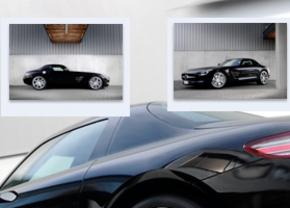 Wallpaper Mercedes SLS AMG