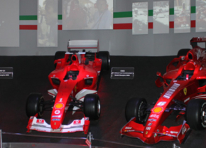 banner Ferrari Special Motortours