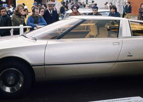 Vergeten auto #47: Citroën GS Camargue
