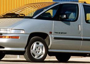 Vergeten auto #48: Pontiac Trans Sport