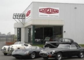 Jaguar-museum in Coventry gaat sluiten