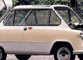 Vergeten auto #57: Zündapp Janus