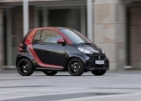 Speciale versie nummer zoveel: Smart ForTwo SharpRed