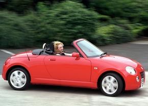 Daihatsu Copen (vergeten auto)