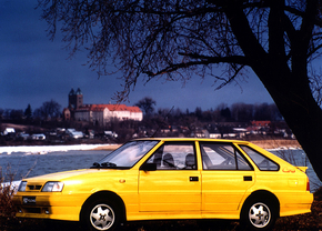 FSO Polonez (vergeten auto)