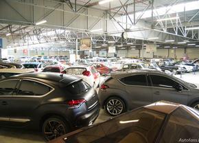 De Citroëngeschiedenis in het Conservatoire Citroën