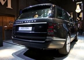 range rover Autobiography live in antwerpen
