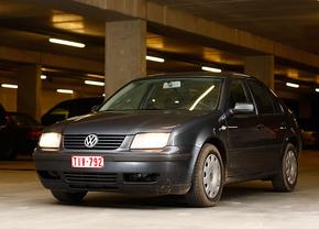 Vrijdag Fandag Volkswagen Bora