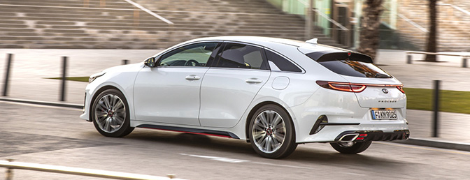 kia proceed gt 2019 test autofans