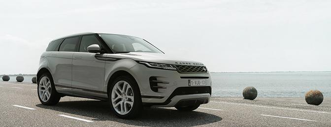 Range Rover Evoque rijtest P200 2019