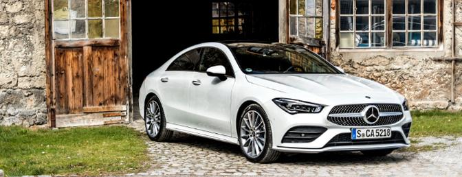 Mercedes CLA 2019 rijtest 180 d diesel