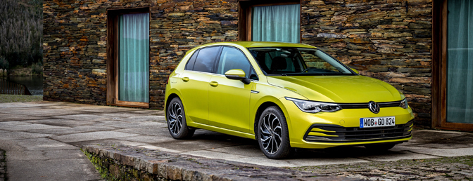 Rijtest Volkswagen Golf VIII acht autofans