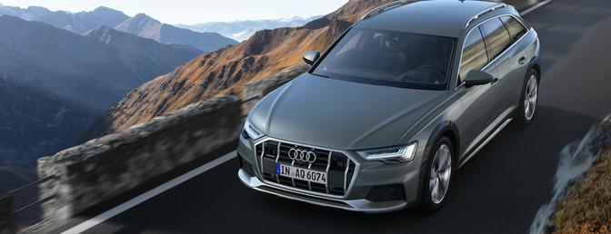 Audi A6 Allroad 2020