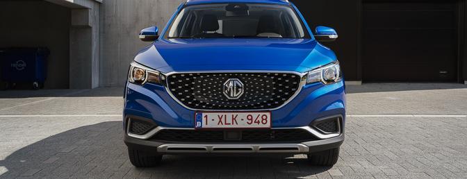 MG ZS EV duurtest Autofans