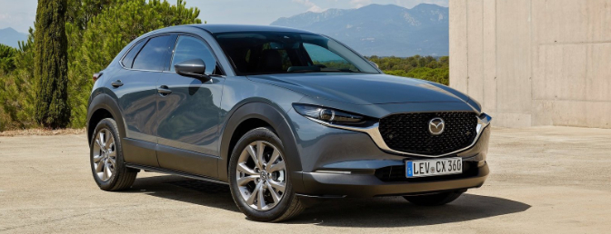 Mazda CX-30 review Skyactiv-X 2020 Rijtest