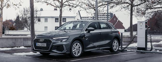 Audi A3 Sportback TFSI e (essai) 2021