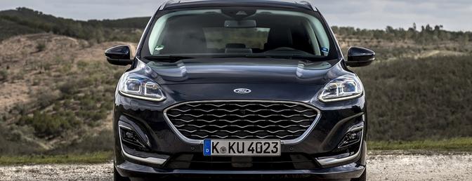 Essai Ford Kuga HEV (2021)