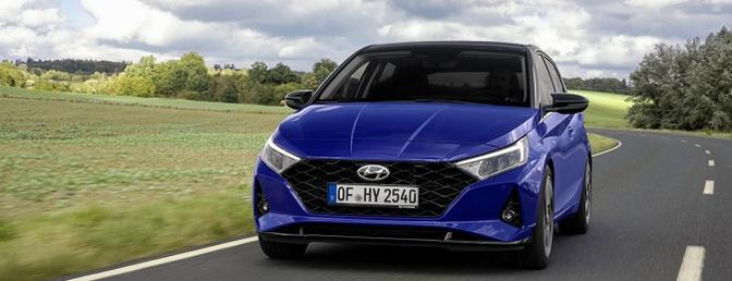 Essai : Hyundai i20