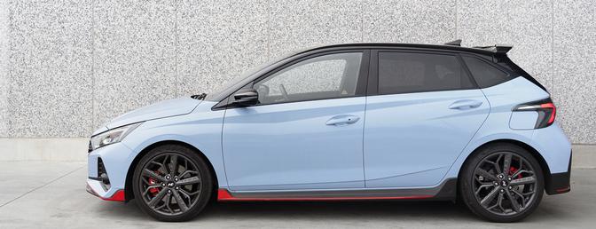 Hyundai i20 N Review 2021