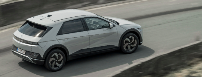 Hyundai Ioniq 5 review Belgique