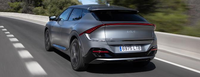 Kia EV6 Review essai autofans 2021