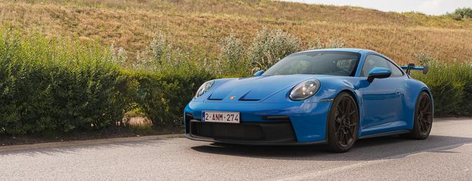 Porsche 911 GT3 essai 2021