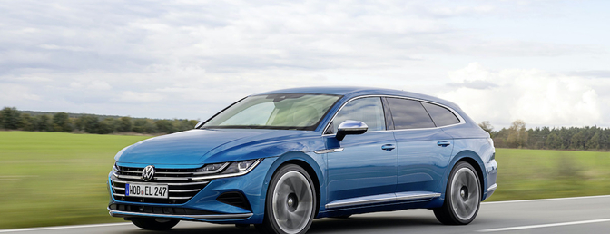 Volkswagen Arteon Shooting Brake essai 2021