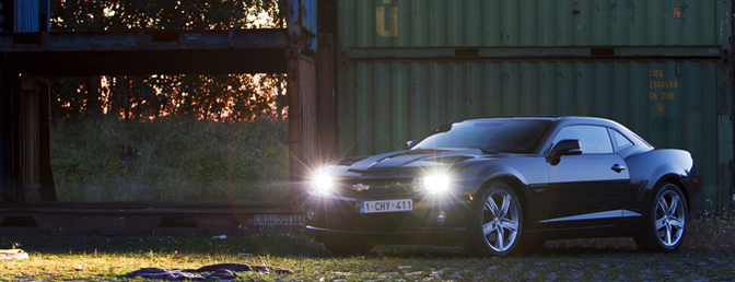 Rijtest: 2012 Chevrolet Camaro SS 6.2 V8