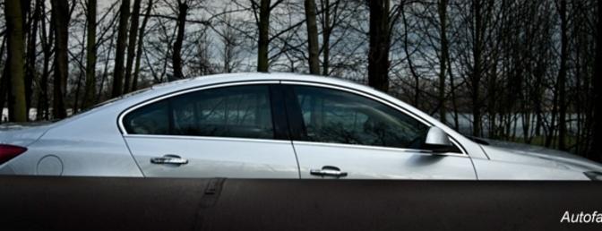Opel Insignia CDTI ecoFLEX 160pk
