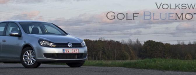 Volkswagen Golf Bluemotion 1.6TDI