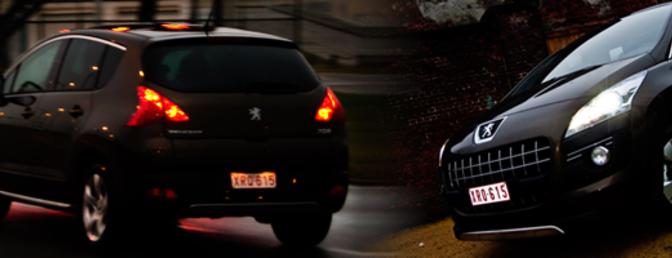 rijtest Peugeot 3008 2.0 HDI