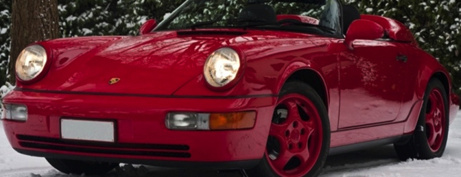 Porsche 911 Speedster (1994)