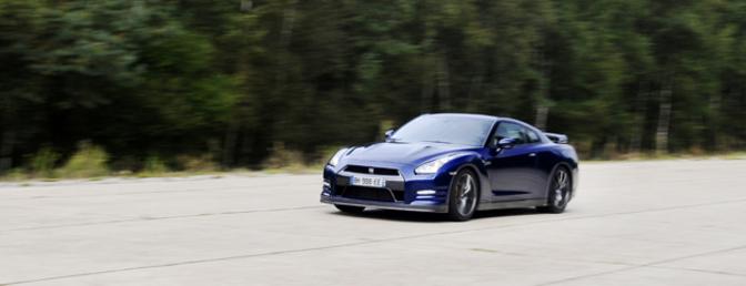 rijtest Nissan GT-R 2012