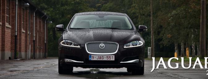 jaguar xf 2.2 diesel rijtest