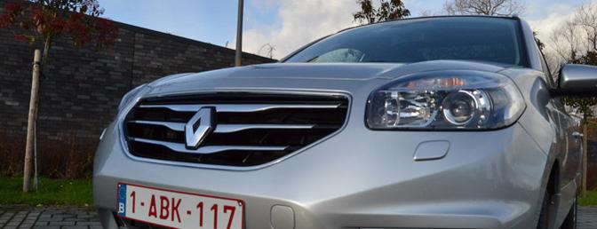 Rijtest: Renault Koleos 2.0 dCI 4x2